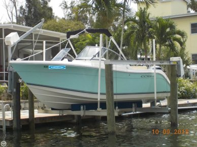 Cobia 220 DC, 21', for sale - $47,000