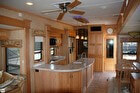 Galley Solid Wood Construction