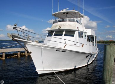 Morgan 70 Pilothouse Trawler, 70', for sale - $160,000