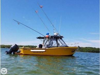 Mako 285 Dual Console Fisherman, 28', for sale - $37,500