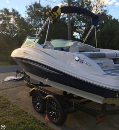 Sea Ray 210 Select, 21', for sale