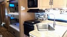 Bunk Beds, Cabinets, Kitchen Sink, Microwave, Oven, Stove
