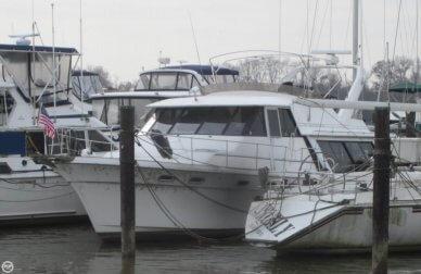 Bayliner 4588 Motoryacht, 45', for sale - $66,995