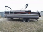 2014 Sun Tracker DELUXE FISHING BARGE - #2
