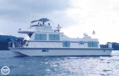 Harbor Master 47, 47', for sale - $55,000