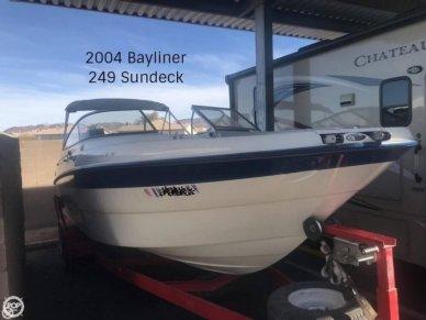 2004 Bayliner 249 Sundeck - #2