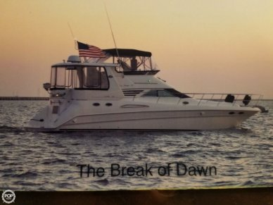 Sea Ray 420 Aft Cabin, 45', for sale