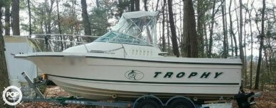 Trophy 2052 FD, 21', for sale - $16,000