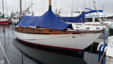 Cheoy Lee Offshore 40, 39', for sale - $11,900