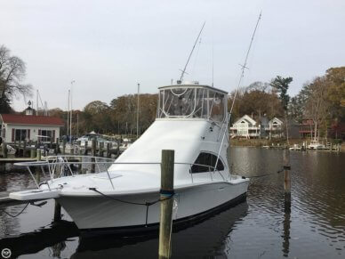 Luhrs 32 Convertible, 34', for sale