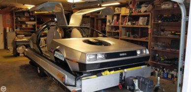 Delorean Hovercraft 14, 14', for sale - $19,000