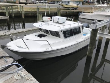 Sea Sport 2400 XL 2015 twin Yamahas (low hours), 24', for sale - $89,900