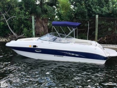 Stingray 220 DR, 22', for sale
