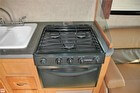 3 Burner Cook Top With Gas Oven