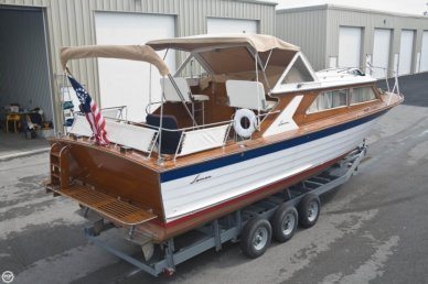 Lyman 30' Express Cruiser, 30', for sale - $75,000