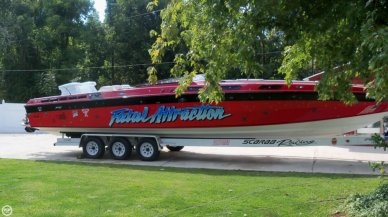 Scarab 38, 38', for sale - $56,000