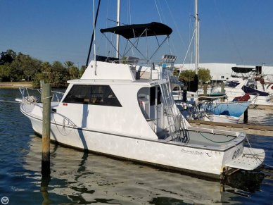 Crusader 34 Sportfish, 34', for sale - $80,900