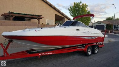 Rinker Captiva 240 Deck Boat, 26', for sale - $31,200