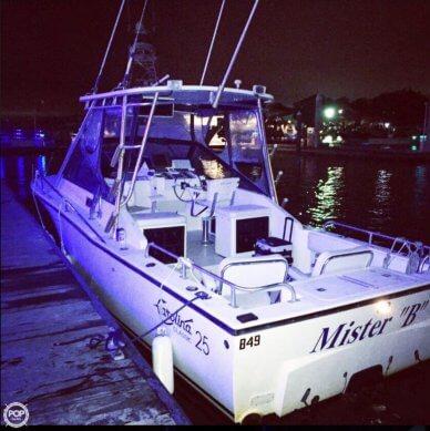 Carolina 25, 25', for sale - $27,800