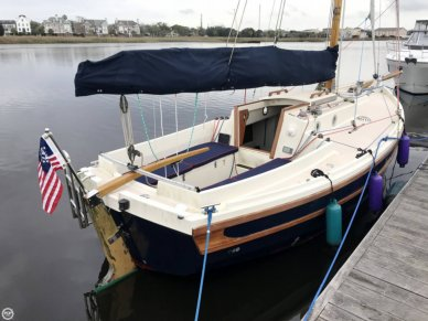 Cornish Crabbers 22 Gaff Rigged Cutter, 27', for sale - $41,500