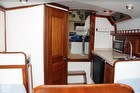 Sink And Stove In Galley