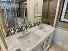 Over The Top Double Sink Vanity