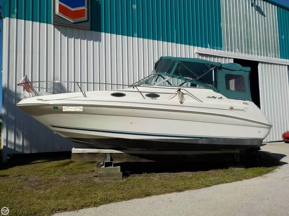 1998 Sea Ray 240 Sundancer For Sale