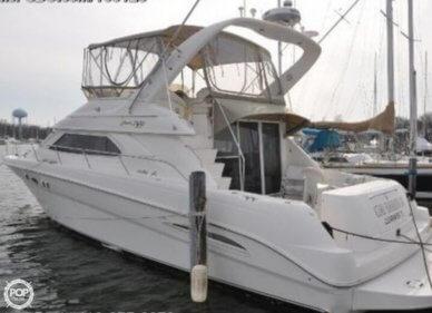 Sea Ray 450 Express Bridge, 51', for sale - $89,999