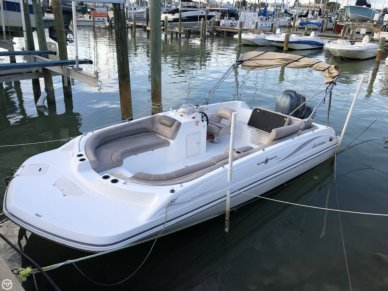 Hurricane 201 Sun Deck Sport, 20', for sale - $16,000