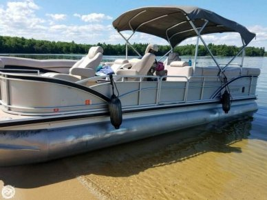 Sanpan 2500, 25', for sale - $32,800