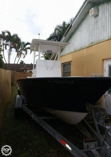SeaCraft Master Angler 20, 19', for sale - $9,000