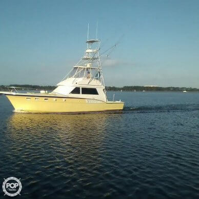 Hatteras 45 C, 45, for sale - $229,900