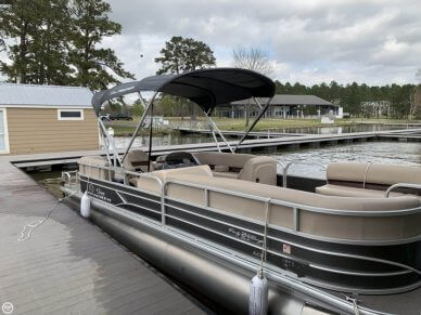 Pontoon Boats between $35k and $60k on
