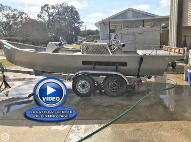 Custom 19 Bay / Mud Boat, 19', for sale - $21,250
