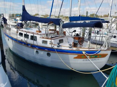 Spindrift 43 Pilothouse Cutter, 50', for sale - $114,900