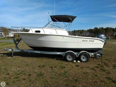 Sea Pro 21 Walkaround, 21', for sale - $19,500