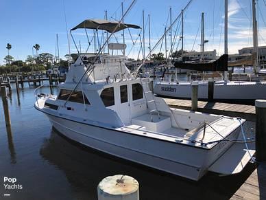 Perma-Craft Sportfish, 32', for sale - $17,750