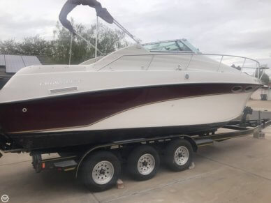 Crownline 250 CR, 26', for sale - $21,250