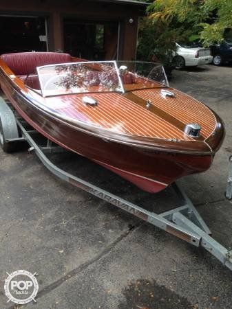 Chris-Craft Holiday 20, 20, for sale - $17,300