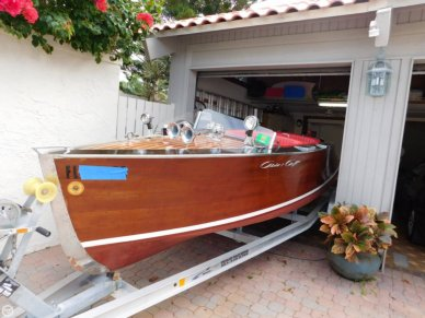 Chris-Craft Runabout Speed boat, 17', for sale - $30,000