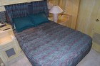 King-size Bed In Master Stateroom Aft
