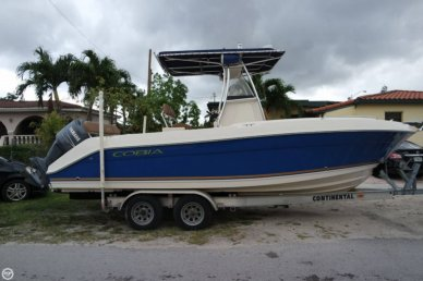 Cobia 235 Center Console, 23', for sale - $36,000