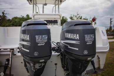 Counter Rotating Outboards