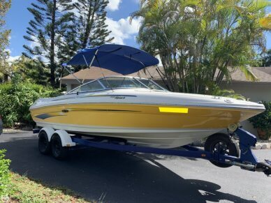 Sea Ray 205 Sport, 21', for sale - $18,750