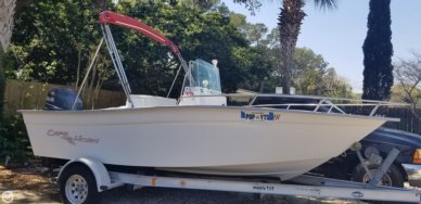Cape Horn Offshore Series, 17', for sale - $14,750