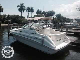 Sea Ray 240 Sundancer, 23', for sale - $12,300