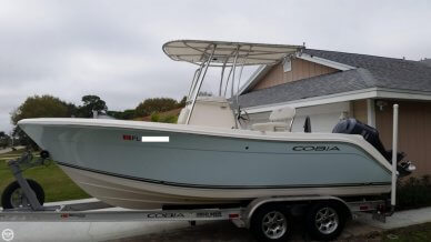Cobia 201 CC, 20', for sale - $43,900