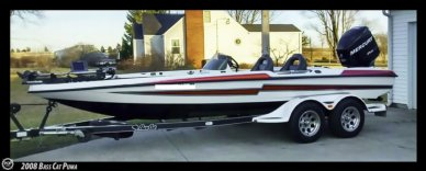 Bass Cat 20 Puma, 20', for sale - $26,900