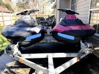 2015 Sea-doo Spark Jet Ski Pair
