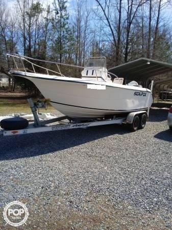 Sea Fox 210 CC, 21', for sale - $12,500